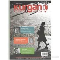 Kurgan Edebiyat Dergisi Sayı 11 Yıl 2 Ocak-Şubat 2013