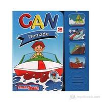 Can Denizde - (2. Kitap)