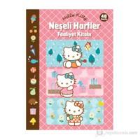 Hello Kitty - Neşeli Harfler Faliyet Kitabı (6 Yaş Ve Üzeri)-Kolektif
