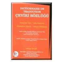Dictionnaire de Traduction Çeviri Sözlüğü - Ahmet Öylek