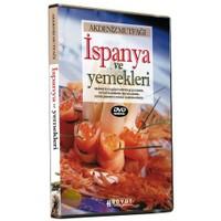 Tat Yolculukları İspanya Ve Yemekleri (dvd)