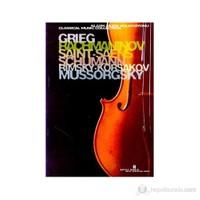 Grieg, Rachmaninov, Saint-Saens, Schumann, Rimsky-Korsakov, Mussorgsky Klasik Müzik Koleksiyonu (Spe