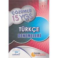 Endemik Çözümlü 15 Ygs Türkçe Denemeleri