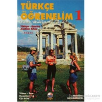 Türkçe Öğrenelim 1 Türkçe - Azerice / Türkca - Azarica Kömakci Kitab-Mehmet Hengirmen