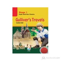 Guliver'S Travels (Stage 1 ) Cd'Siz-Jonathan Swift