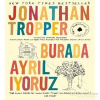 Burada Ayrılıyoruz-Jonathan Tropper