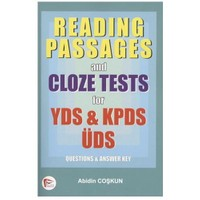 Reading Passages And Cloze Tests For Yds & Kpds, Üds (questions & Answer Key)