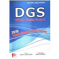 Pelikan Dgs 2010 Tamamı Çözümlü Çıkmış Sorular