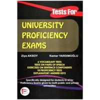 Test For University Proficiency Exams