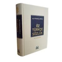 Öz Türkçe Sözlük