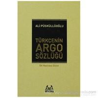 Türkçenin Argo Sözlüğü (Ciltli)