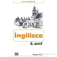 6. Sınıf İngilizce Soru Bankası - Hüseyin Yıldız