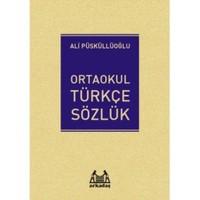 Arkadaş Ortaokul Türkçe Sözlük