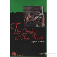 Stage 2 The Children Of New Forest Cdli-Captain Marryat