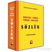 İngilizce-Türkçe - Türkçe-İngilizce - Sözlük - Mustafa Akkuş
