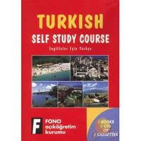 Fono İngilizler İçin Türkçe Seti (3 Kitap + 6 Cd) - Andy Hilton