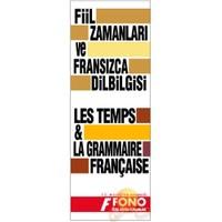 Fono Fransızca Fiil Zamanları ve Dilbilgisi Tablosu