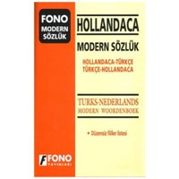 Fono Hollandaca Modern Sözlük