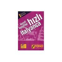FONO KENDİ KENDİNE HIZLI İTALYANCA - 1.BASAMAK (2 KİTAP+3 CD)