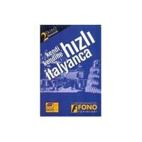 FONO KENDİ KENDİNE HIZLI İTALYANCA - 2.BASAMAK (2 KİTAP+3 CD)