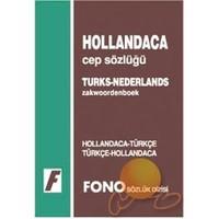 Fono Hollandaca / Türkçe - Türkçe / Hollandaca Cep Sözlüğü