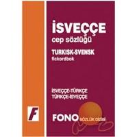 Fono İsveççe / Türkçe - Türkçe / İsveççe Cep Sözlüğü