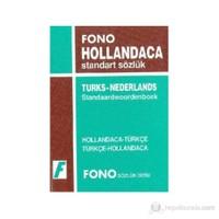 Hollandaca - Türkçe / Türkçe - Hollandaca Standart Sözlük-Kolektif