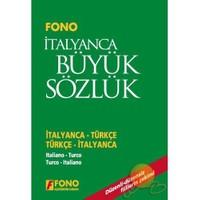 Fono İtalyanca / Türkçe-Türkçe / İtalyanca Büyük Sözlük