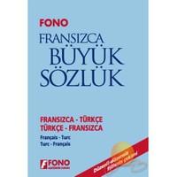 Fono Fransızca / Türkçe - Türkçe / Fransızca Büyük Sözlük