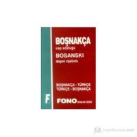 Boşnakça Cep Sözlüğü Bosanski Depni Rijecnik Boşnakça-Türkçe / Türkçe-Boşnakça-Şükrü Begoviç