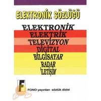 Fono Elektronik Terimleri Sözlüğü