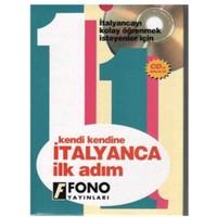 Fono İtalyanca İlk Adım 1 (Cd'li)