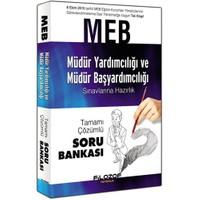 Filozof Meb 2016 Müdür Yardımcılığı Ve Müdür Başyardımcılığı Sınavlarına Hazırlık Tamamı Çözümlü Soru Bankası