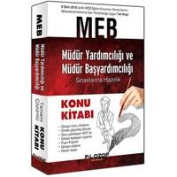 Filozof Meb 2016 Müdür Yardımcılığı Ve Müdür Başyardımcılığı Sınavlarına Hazırlık Konu Kitabı-Kolektif