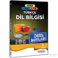 Kitapseç 2015 Türkçe Dilbilgisi Ders Notları-Kolektif