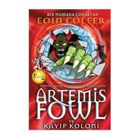 Artemis Fowl Ve Kayıp Koloni