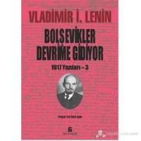Bolşevikler Devrime Gidiyor - 1917 Yazılar 3