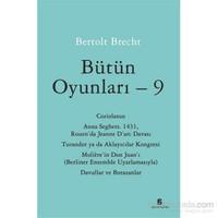 Bütün Oyunlari – 9-Bertolt Brecht