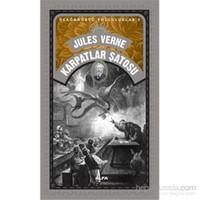Karpatlar Şatosu Olağanüstü Yolculuklar 3-Jules Verne
