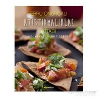Atıştırmalıklar Kitabı - Ebru Omurcalı