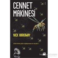 Cennet Makinesi-Nick Harkaway