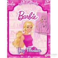 Barbie Yaz Modası Boyama Çantası-Kolektif