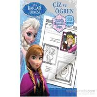 Disney Karlar Ülkesi Çiz Ve Öğren-Kolektif