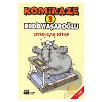 Komikaze 3 - Oyuncak Kitap