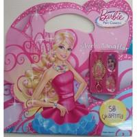 Barbie Sihirli Kanatlar Çıkartmalı Öykü Kitabı-Kolektif