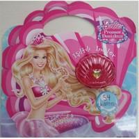 Barbie Işıltılı İnciler Çıkartmalı Öykü Kitabı-Kolektif