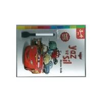 Disney Yaz Sil Arabalar (3, 4 Yaş)