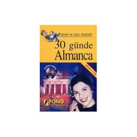 Fono 30 Günde Almanca (kitap + 2 Cd)