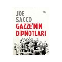 Gazze'nin Dipnotları - Joe Sacco