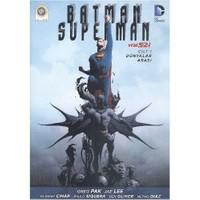 Batman Superman Yeni 52 (Cilt 1): Dünyalar Arası - Greg Pak